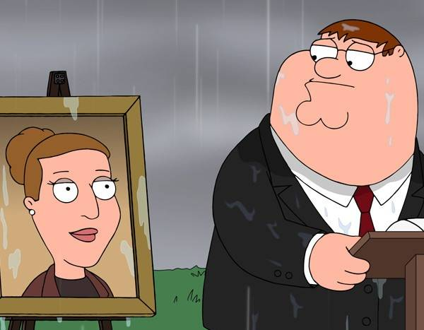 Family Guy Pays Tribute to Carrie Fisher With a Moving Scene