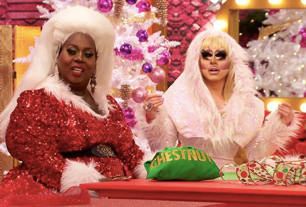 Drag Race Holi-Slay Spectacular Recap: RuPaul's First Christmas Queen Is…