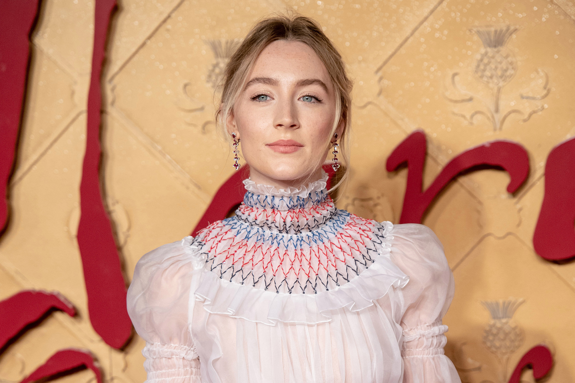 Saoirse Ronan wants to be back on Broadway