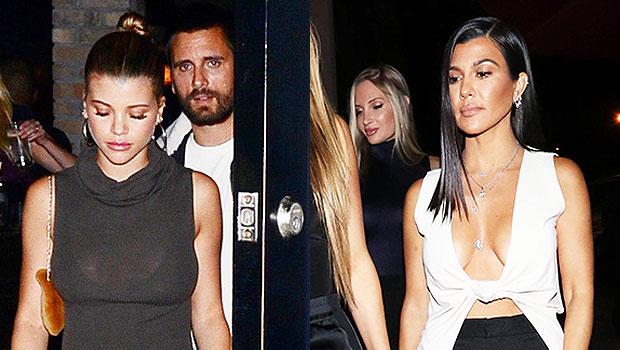 Kourtney Kardashian Isn't Worried About 'Crossing Boundaries' With Scott & Sofia's Relationship