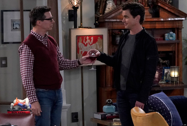 Will & Grace Fall Finale Recap: Funny With a Chance of Guest Stars
