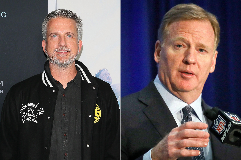 Bill Simmons blasts 'hiding' Goodell again over Kareem Hunt case