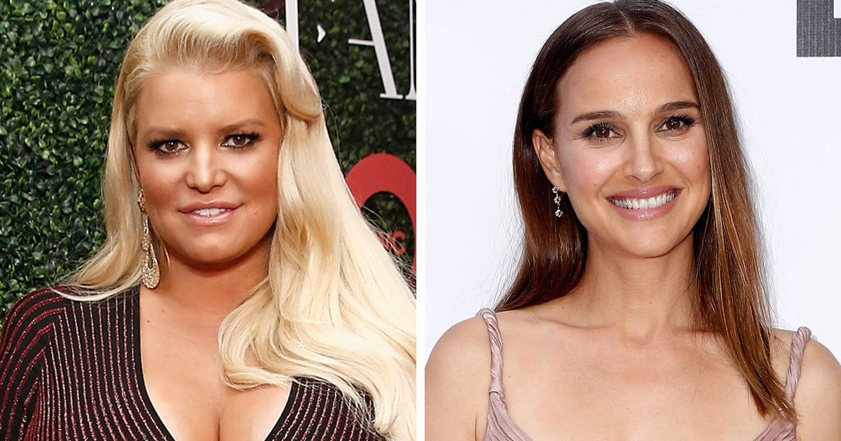 Jessica Simpson 'Disappointed' in Natalie Portman for Shading Her Over a Virgin Bikini Photo