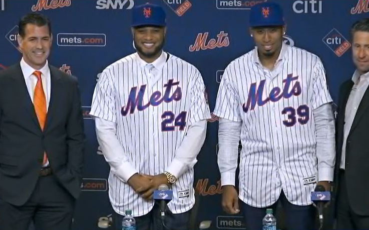 Mets GM welcomes Cano, Edwin Diaz with vow: More to come