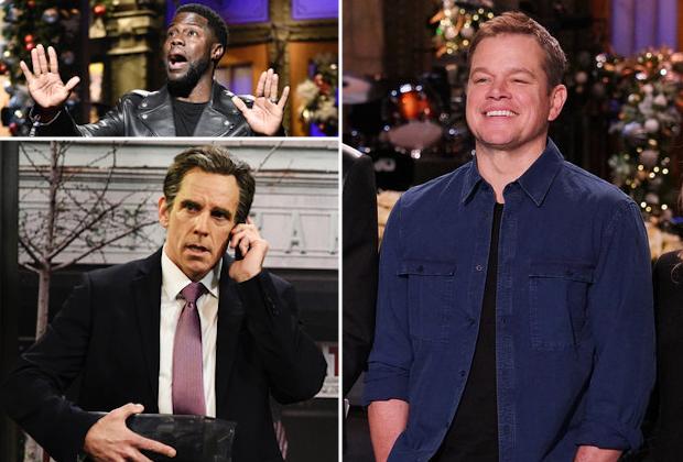 SNL 'Precap': Four Sketches That the Matt Damon Episode Oughta Include