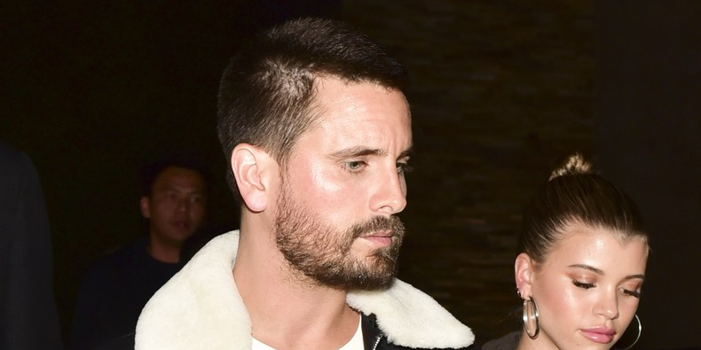 Scott Disick and Sofia Richie Tagged Along the Latest Kardashian Family Vacation