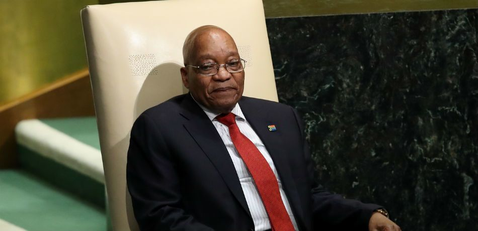 Jacob Zuma Takes A Cue From Trump, Rails Against Critics On Twitter