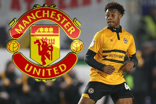 Manchester United plot shock move for Bristol City kid Antoine Semenyo after he impresses scouts