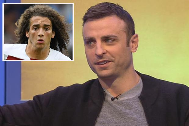 Dimitar Berbatov shock TV viewers by saying Arsenal's Matteo Guendouzi 'p*****' him off' – and refusing to criticise Jose Mourinho