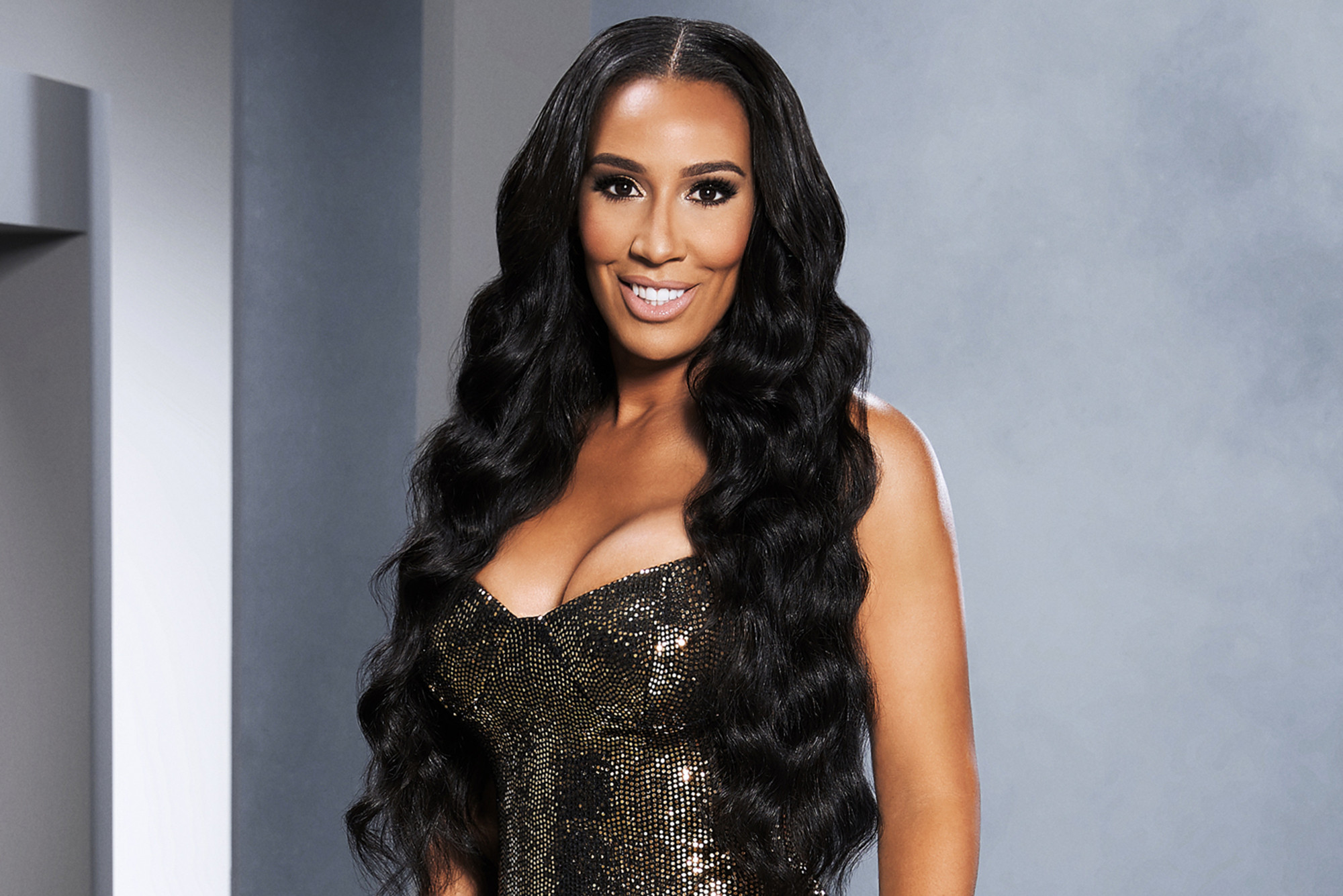 Newest 'RHOA' cast member ready to show off her style