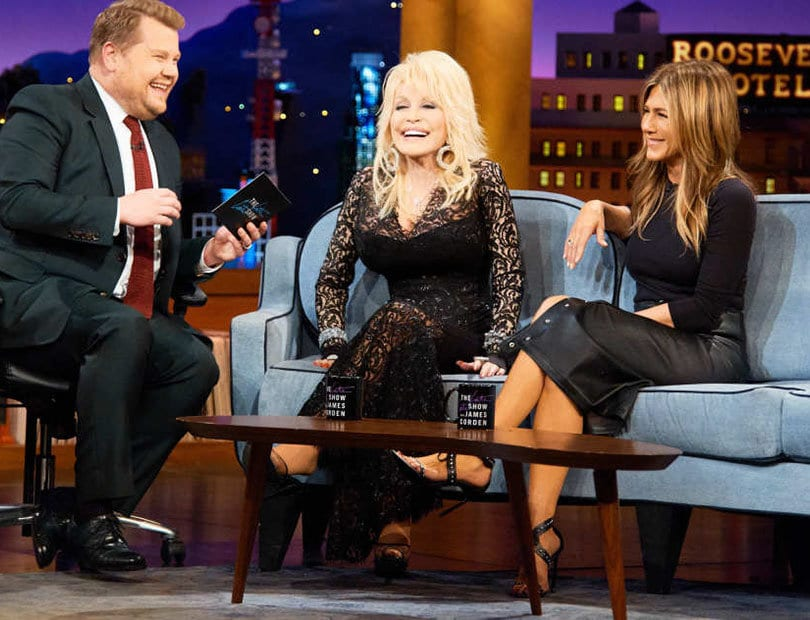 Jennifer Aniston Plans 'Friends' Spinoff, Dolly Parton Reveals Which 'Friend' She'd Hook Up With
