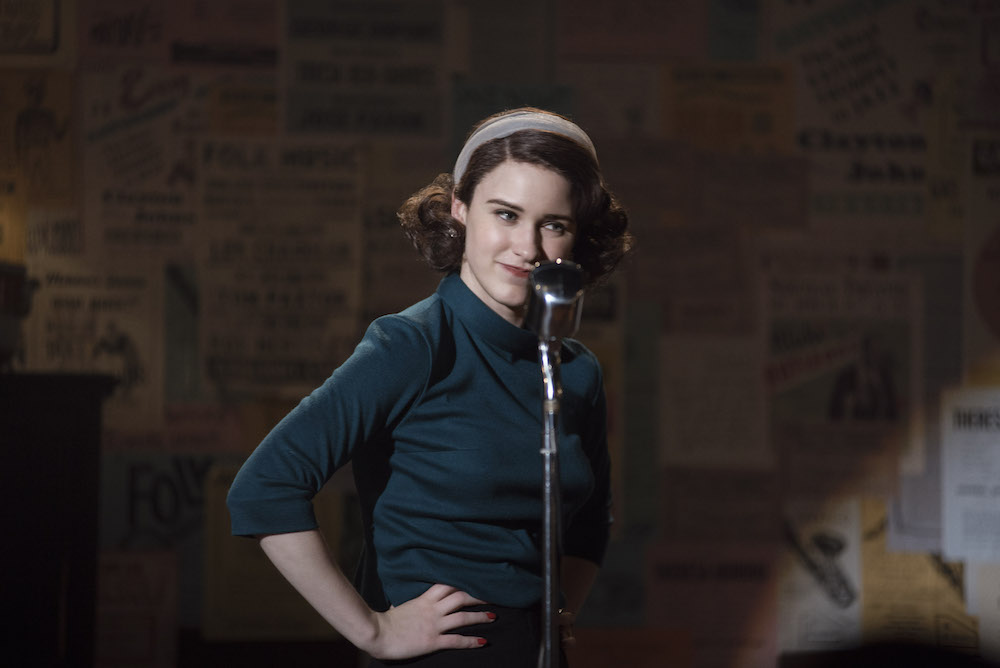 'The Marvelous Mrs. Maisel': Season 2 Ends with a Risky — and Necessary — Reproach