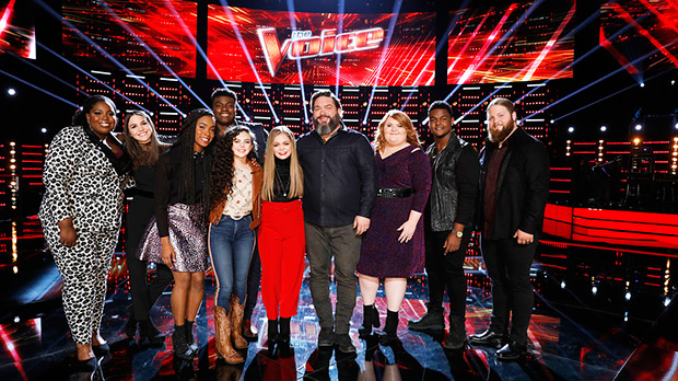 'The Voice' Recap: Which 8 Singers Are Heading To The Semifinals?