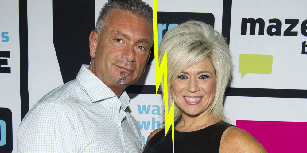 Theresa Caputo & Larry Caputo Divorce One Year After Separating