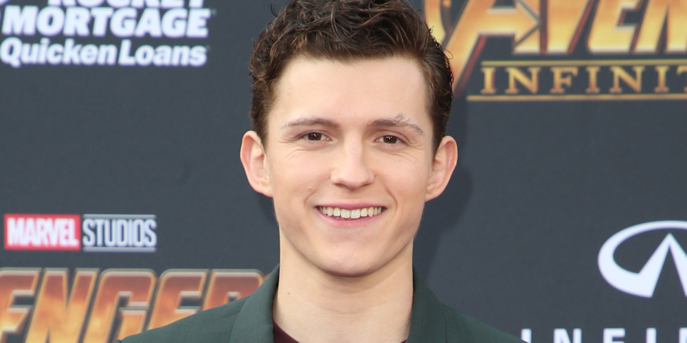 A Fan Tried To Get Tom Holland To Spill 'Avengers' Secrets