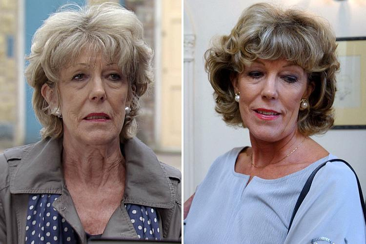 Coronation Street's Sue Nicholls reveals she refused to film heartbreaking scenes that showed lonely Audrey Roberts turning to booze
