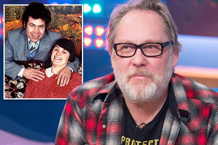 Vic Reeves reveals how he escaped serial killers Fred and Rose West after the pair picked him up in Gloucester before realising 'he was a man'