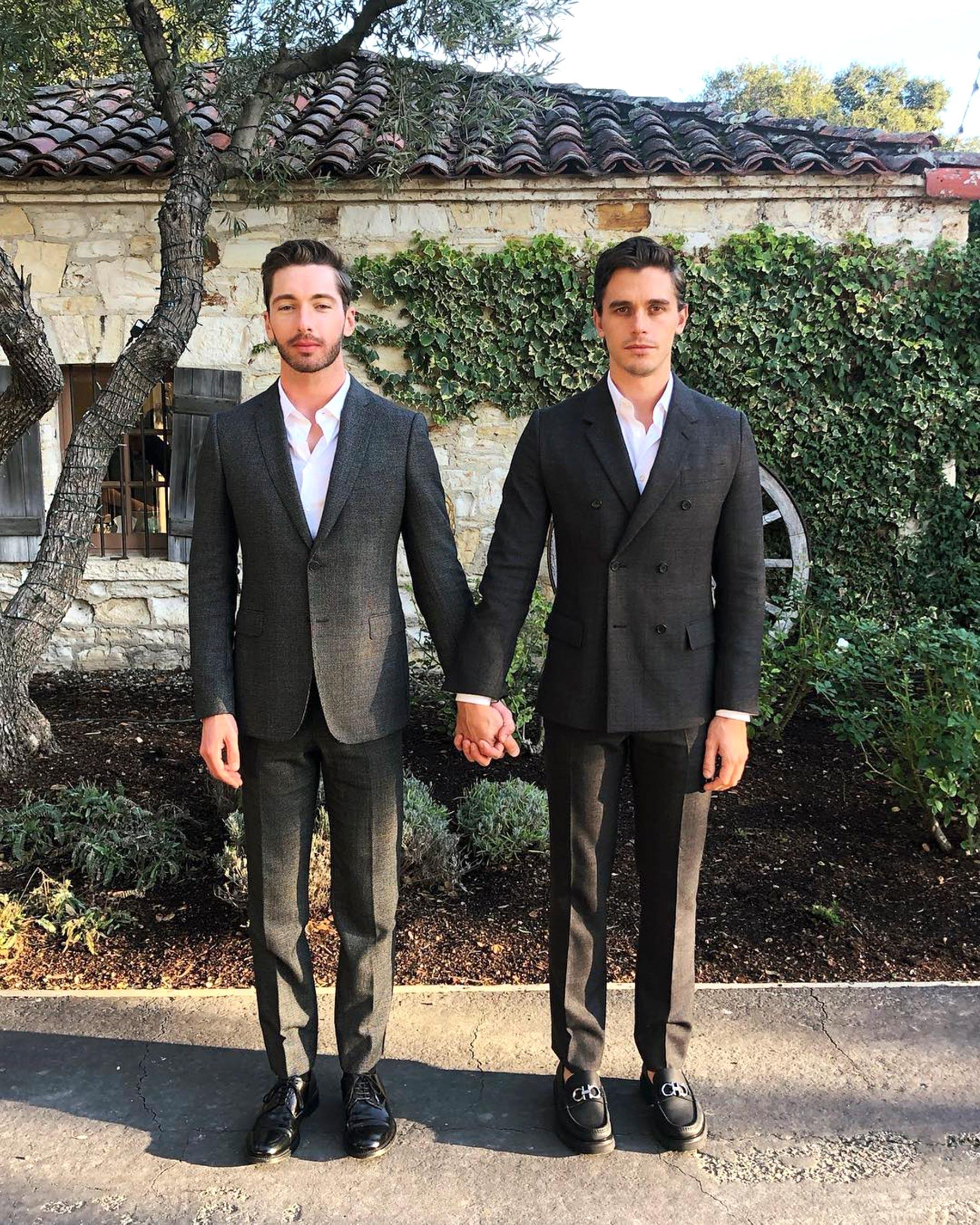 Queer Eye's Antoni Porowski & Flipping Out'sTrace Lehnhoff Make Their Instagram Debut as a Couple