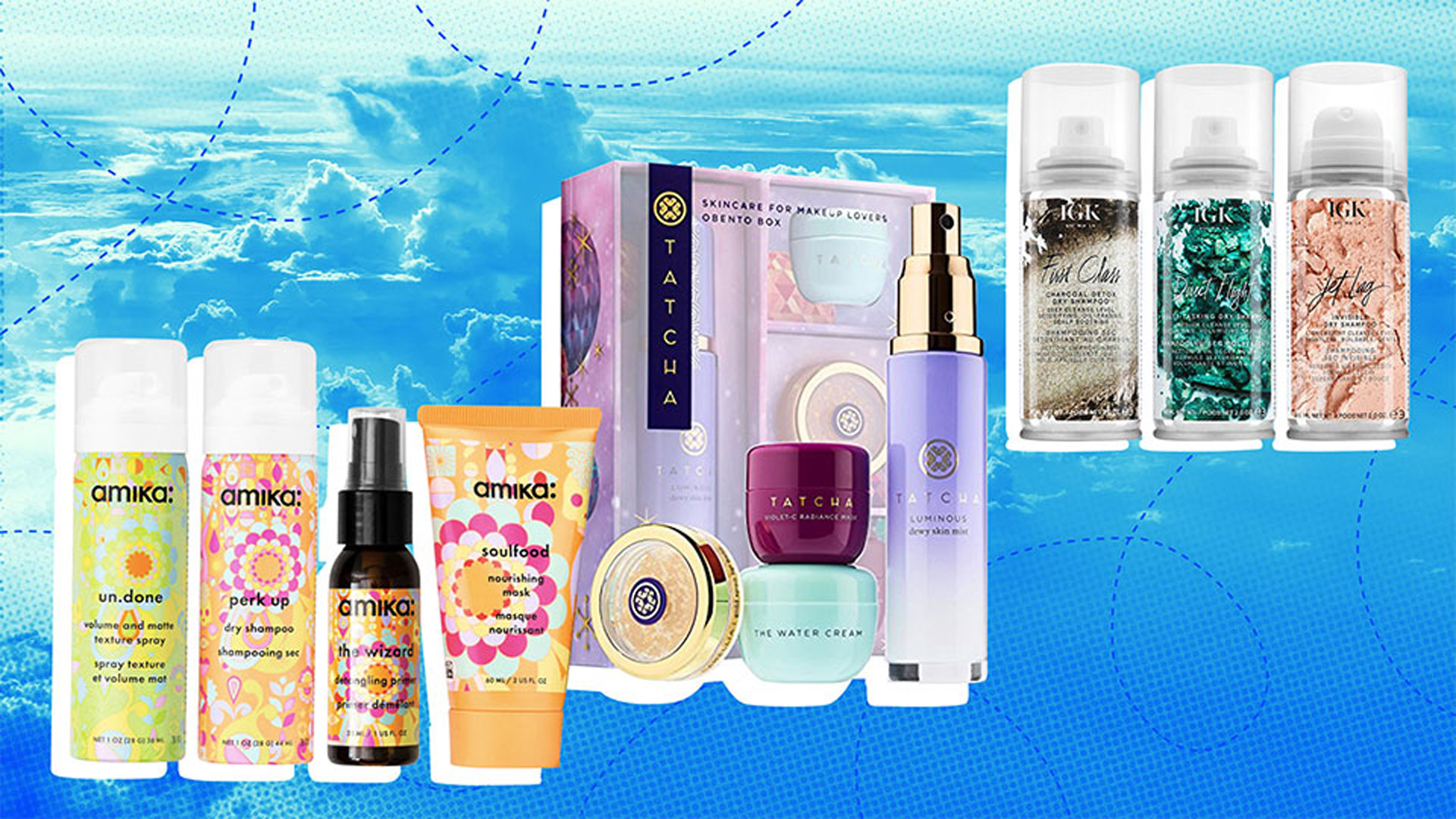 Travel Beauty Kits That Take the Stress Out of Holiday Jet-Setting