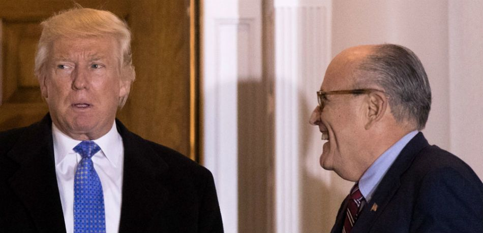 Giuliani Says No To Trump Interview With Mueller: 'Over My Dead Body'