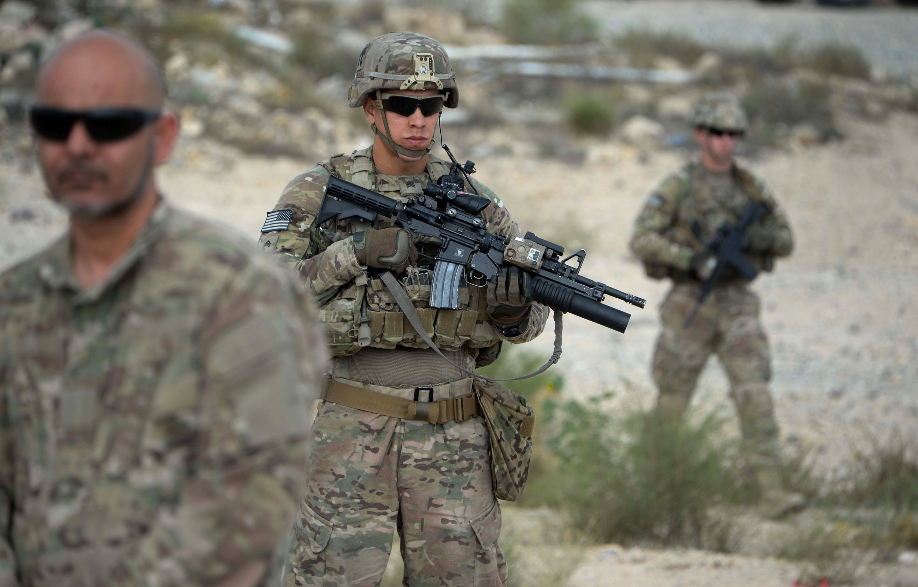 Trump reportedly orders half of US troops in Afghanistan to withdraw
