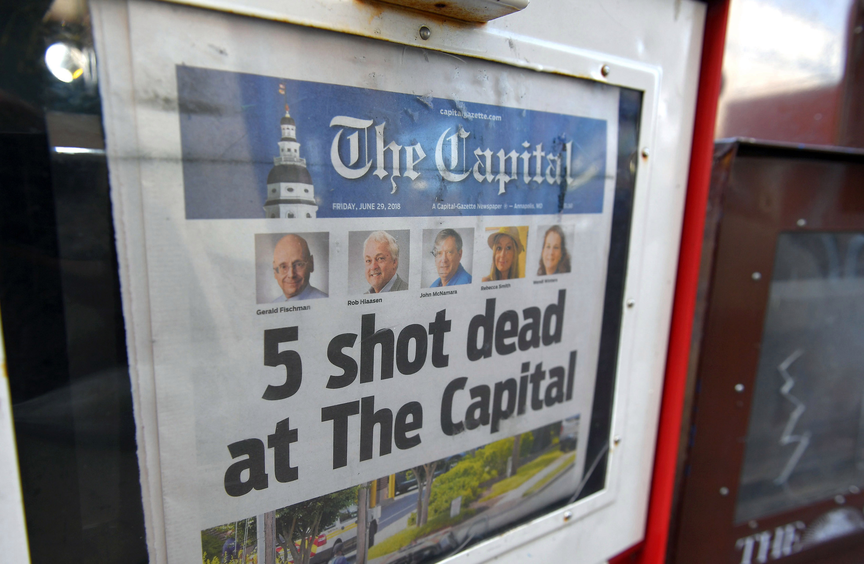 US ranked among deadliest countries for journalists for first time