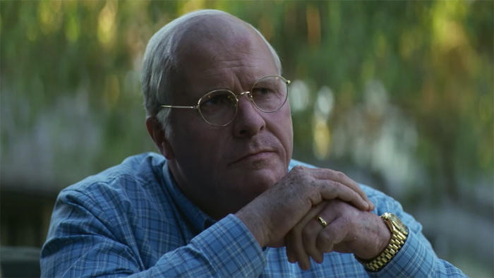 Dick Cheney Biopic 'Vice' to Launch in Europe at Capri, Hollywood Film Festival