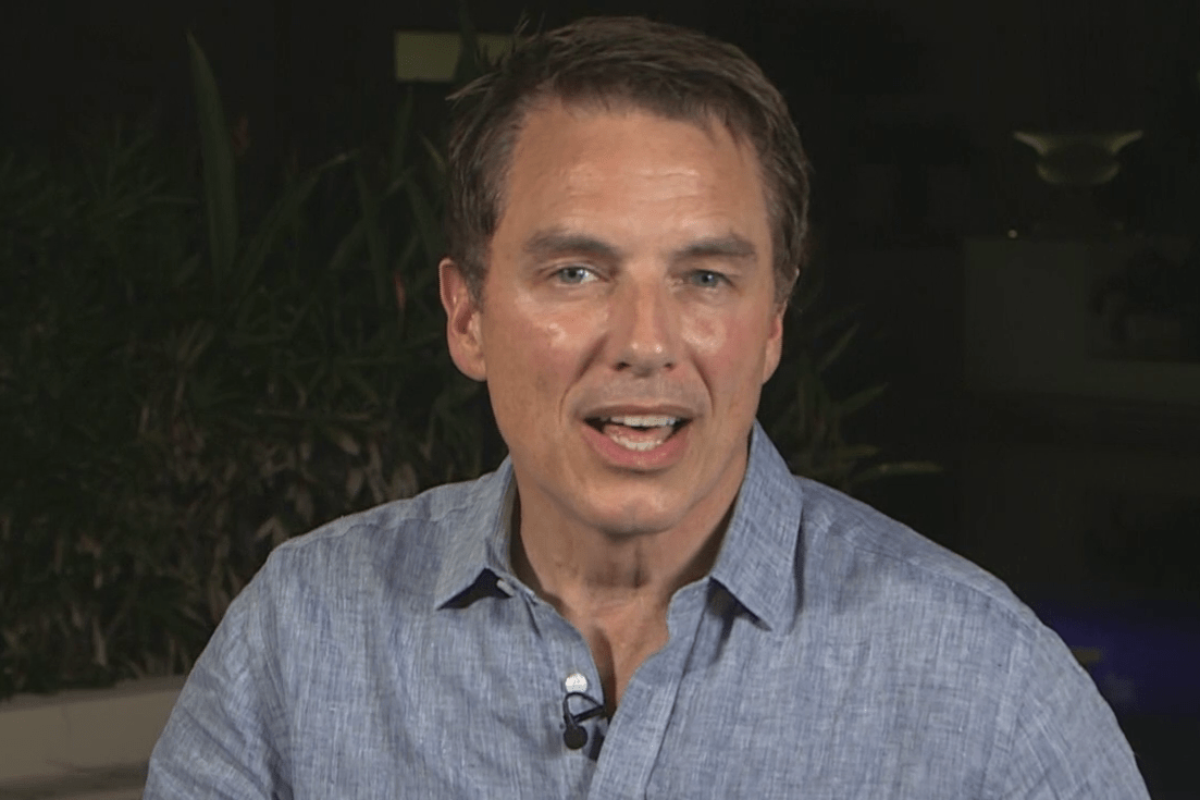 I'm A Celebrity's John Barrowman reveals 'crotch scratching' feud with Noel Edmonds is over and says they've swapped numbers