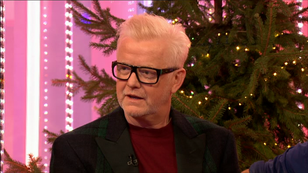 Chris Evans confirms Strictly Come Dancing appearance next year