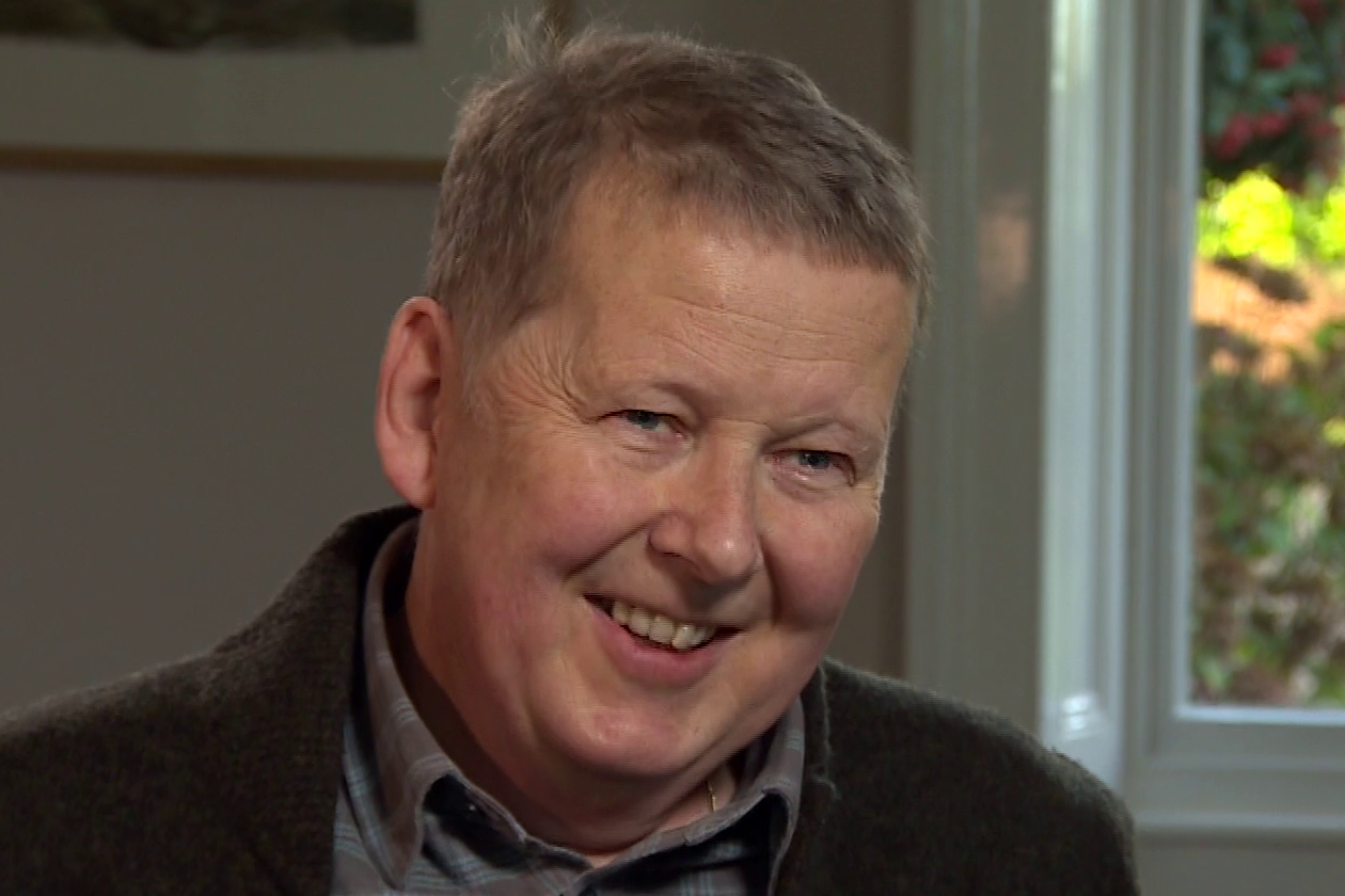 BBC Breakfast host Bill Turnbull admits to 'dark times' as he makes rare TV appearance after chemotherapy for incurable prostate cancer