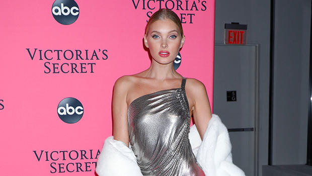 VS Models Attend Fashion Show Viewing Party: Elsa Hosk & Josephine Skriver In Metallic Minis & More