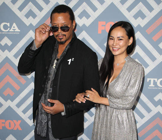 Terrence Howard Got Engaged To An Ex-Wife Again