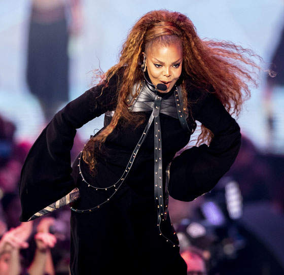 Janet Jackson And Stevie Nicks Among The Rock & Roll Hall Of Fame's Class Of 2019