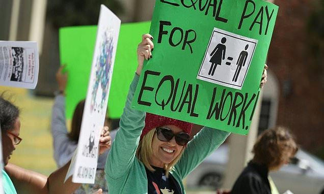 Global gender pay gap 'will not be closed until the year 2220'