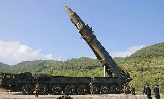 North Korea saywill NEVER give up nukes unless US removes first