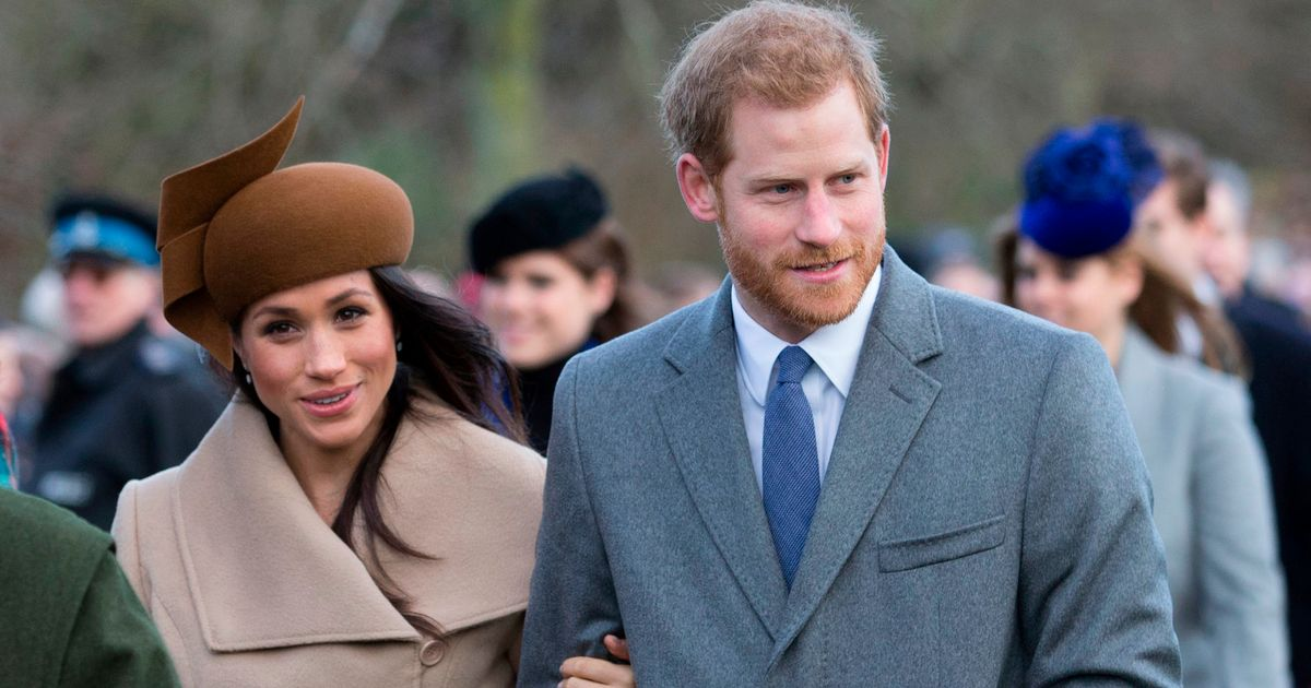 Meghan and Harry to be 'packed like sardines' at Xmas – despite obvious solution