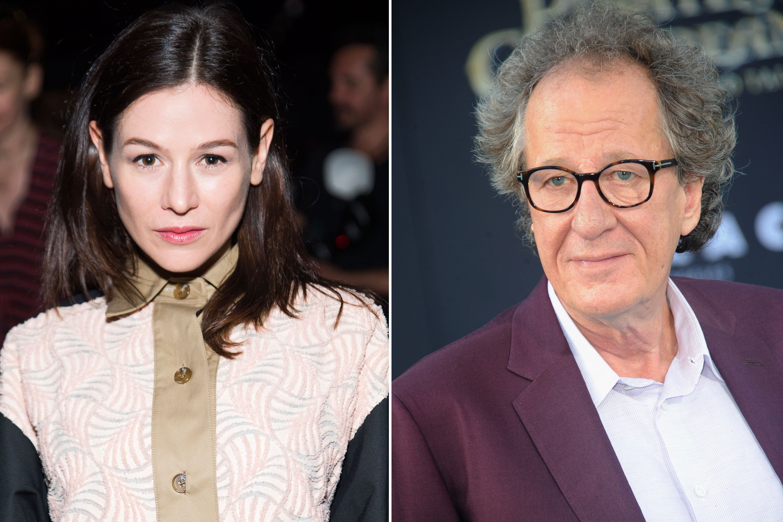 'OITNB' star Yael Stone accuses Geoffrey Rush of sexual misconduct