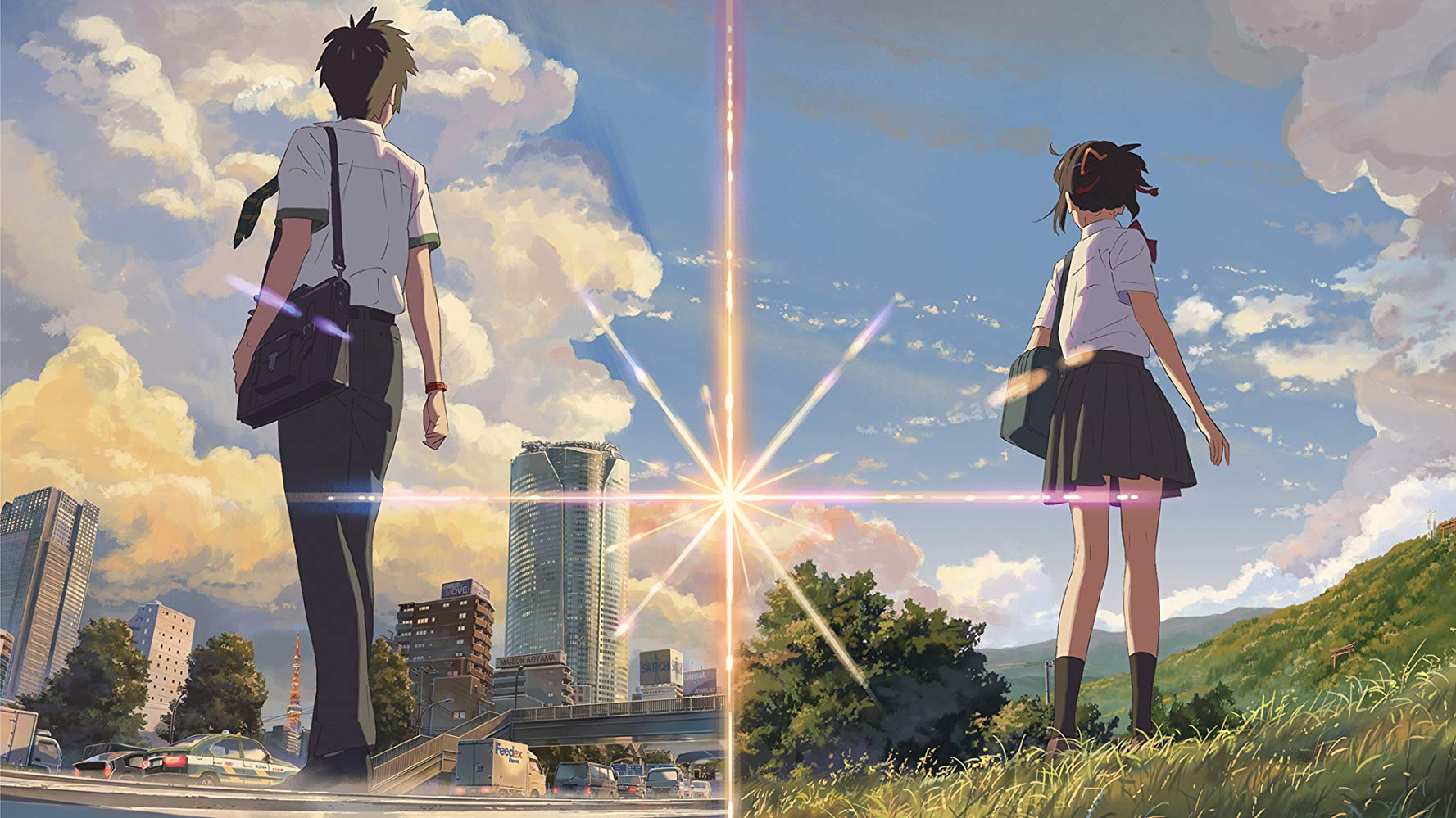 """'Your Name' U.S. Remake Will Be """"Through the Lens of a Western Viewpoint"""""""