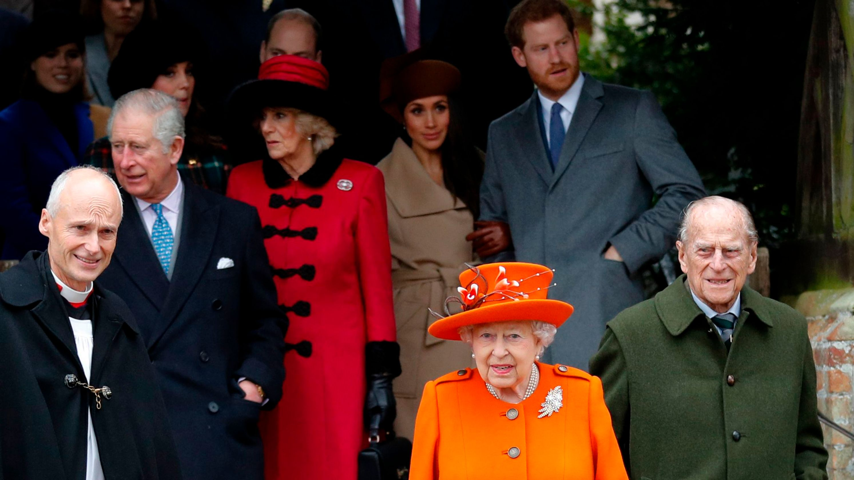 Royal Christmas: How are Prince Harry, Meghan, Prince William and Kate celebrating?