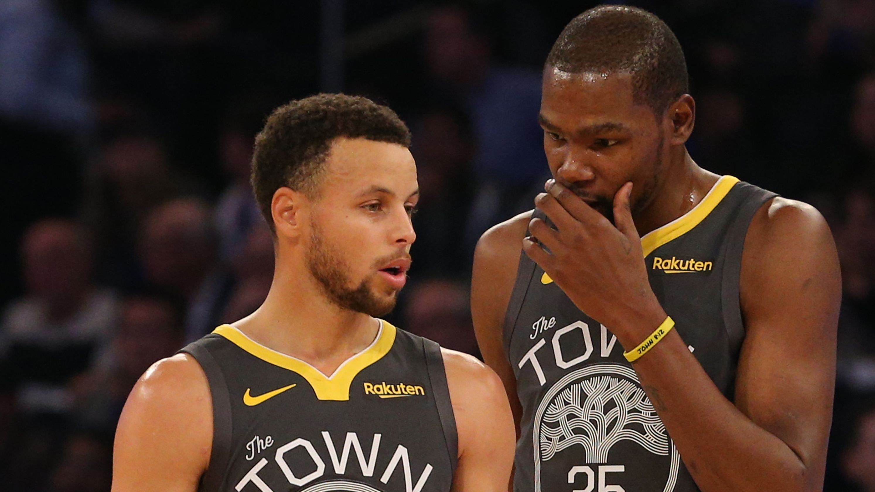 Who is best equipped now to knock off NBA champion Warriors?