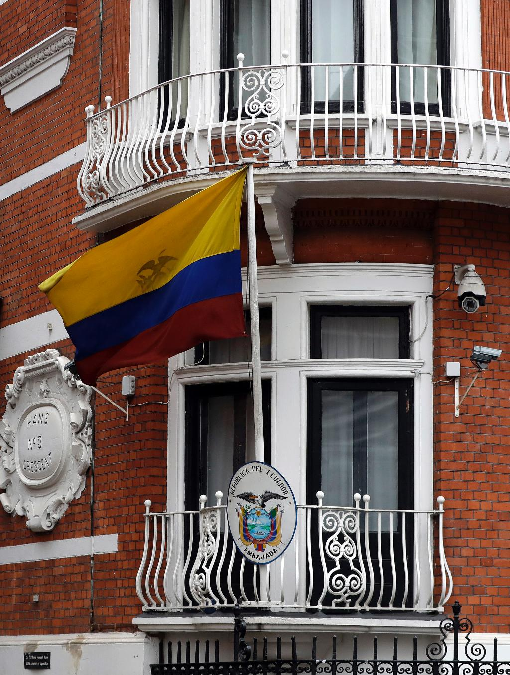 Ecuadorians say Assange's time in London embassy may be nearing end