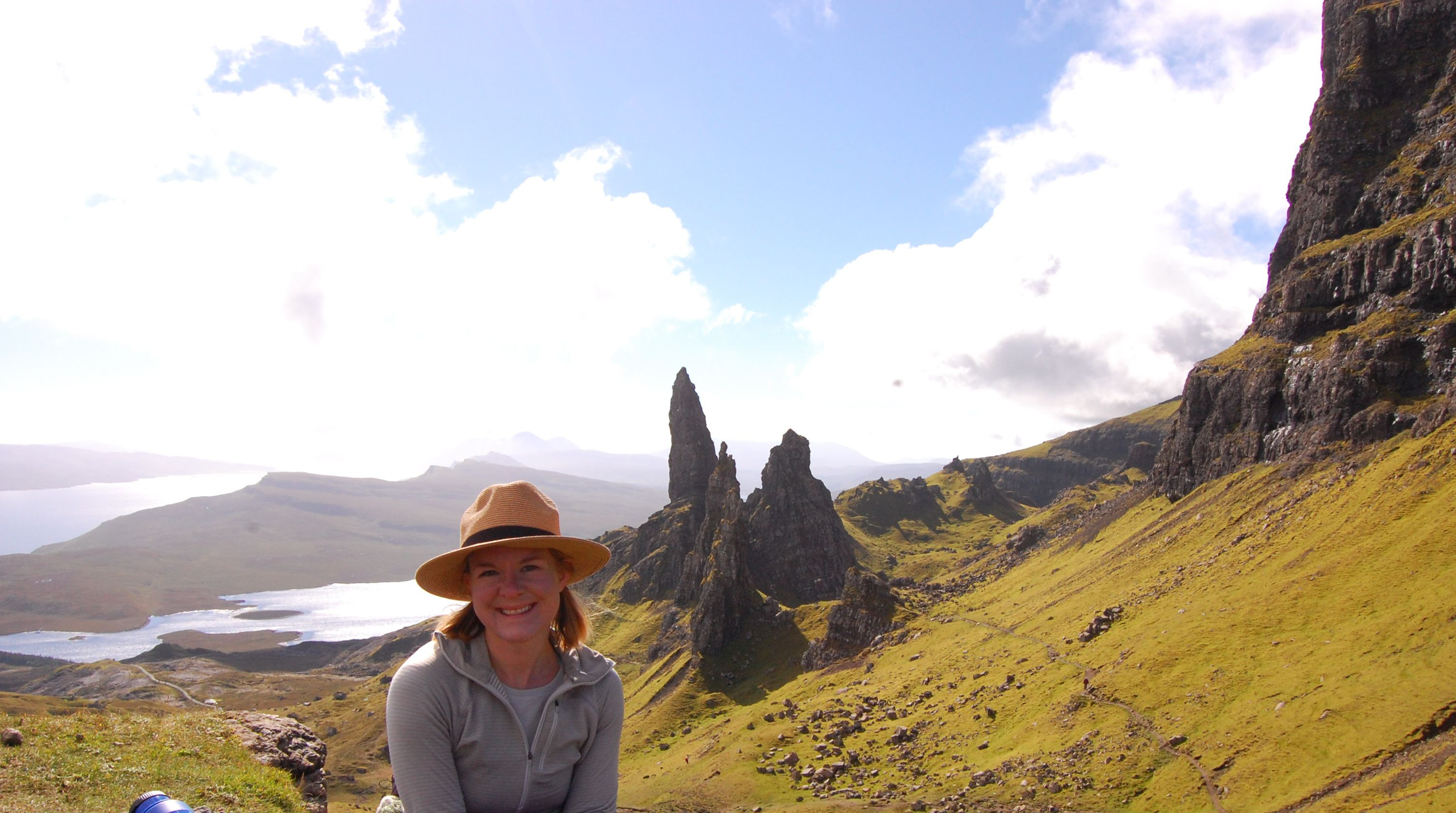 When traveling heals: A trip to Scotland helped mend wounds from divorce