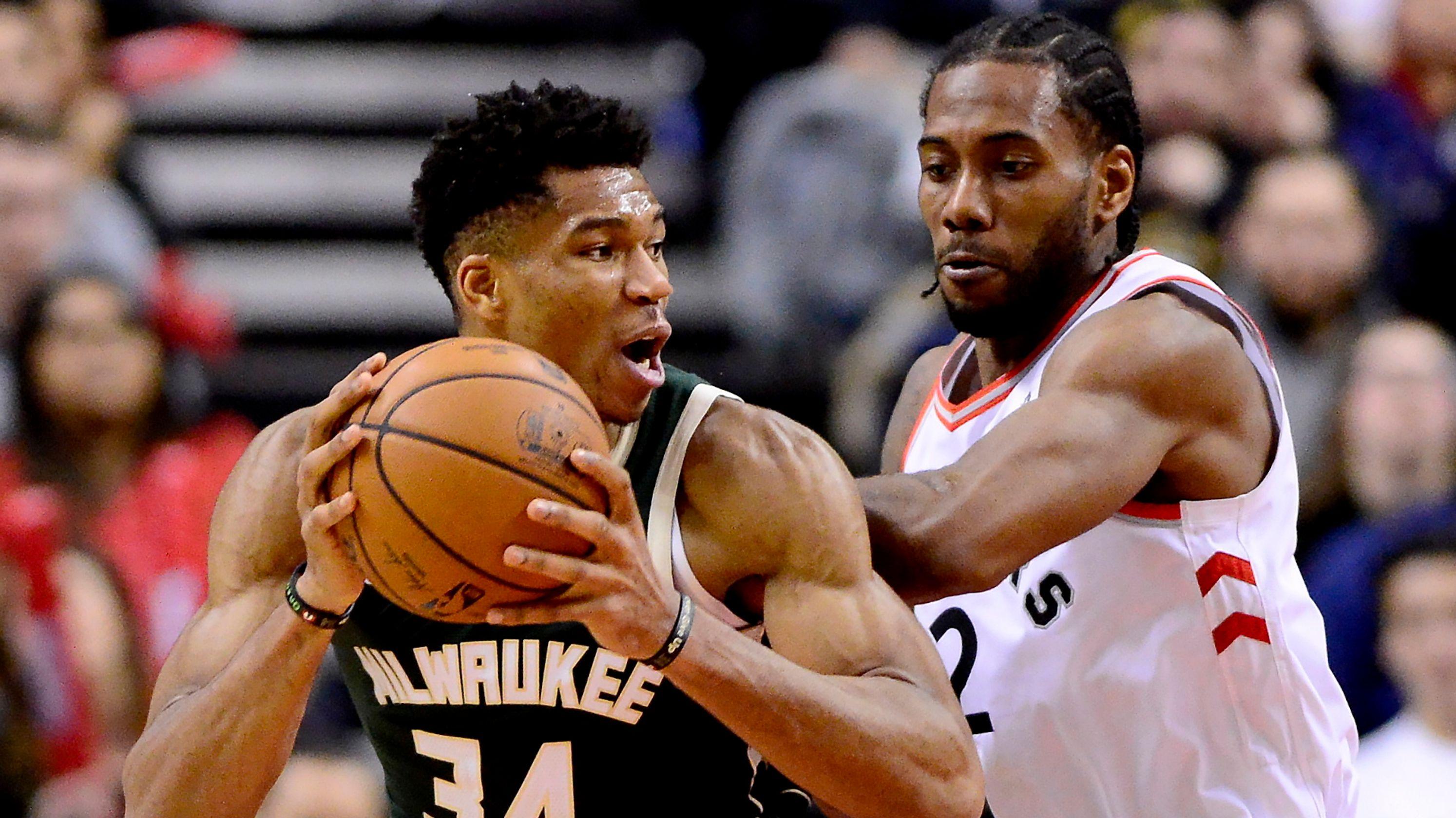 Bucks hold off Raptors in thriller between Eastern Conference heavyweights