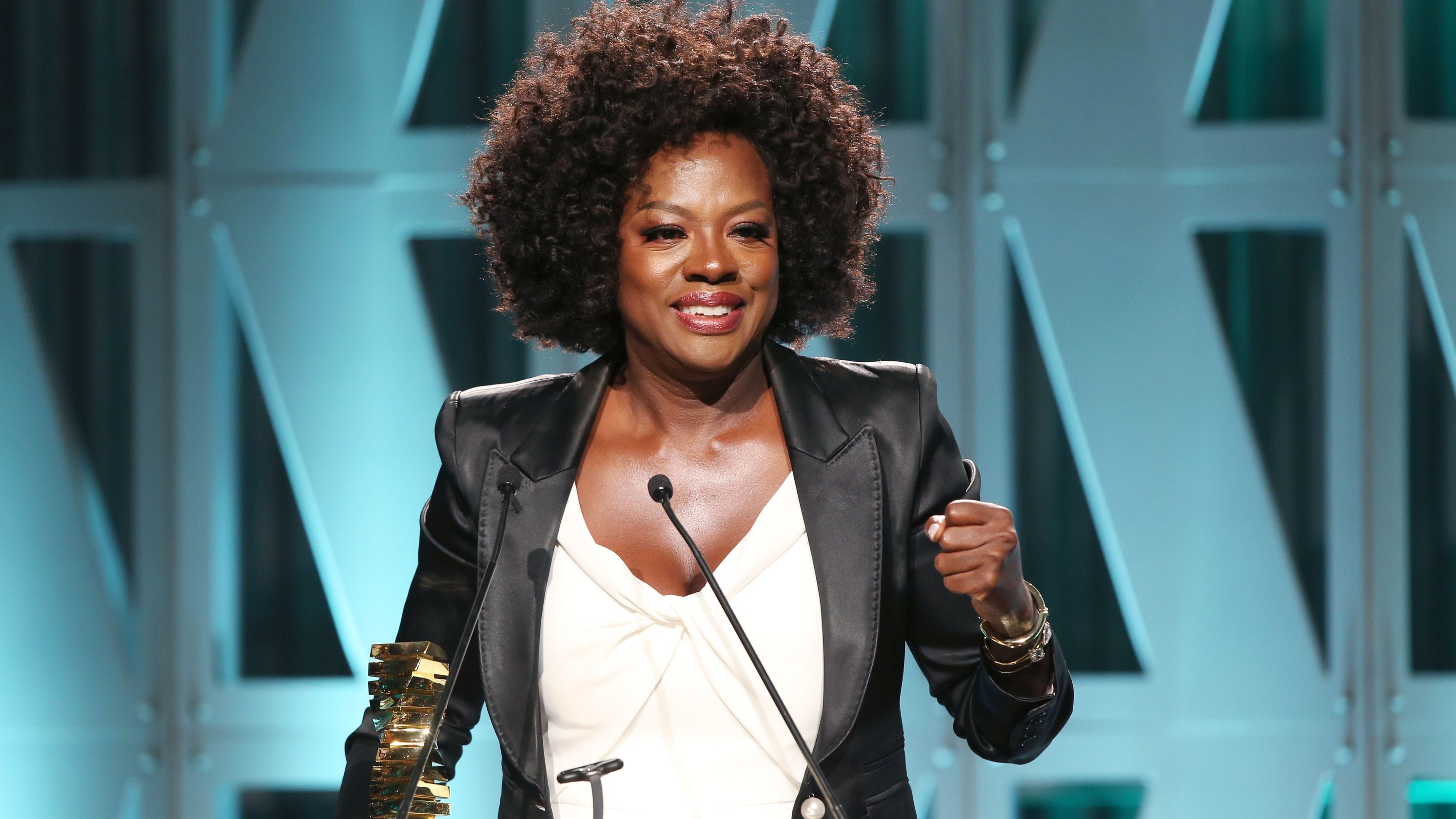 Viola Davis: Being a black woman in Hollywood feels like 'The Exorcist'