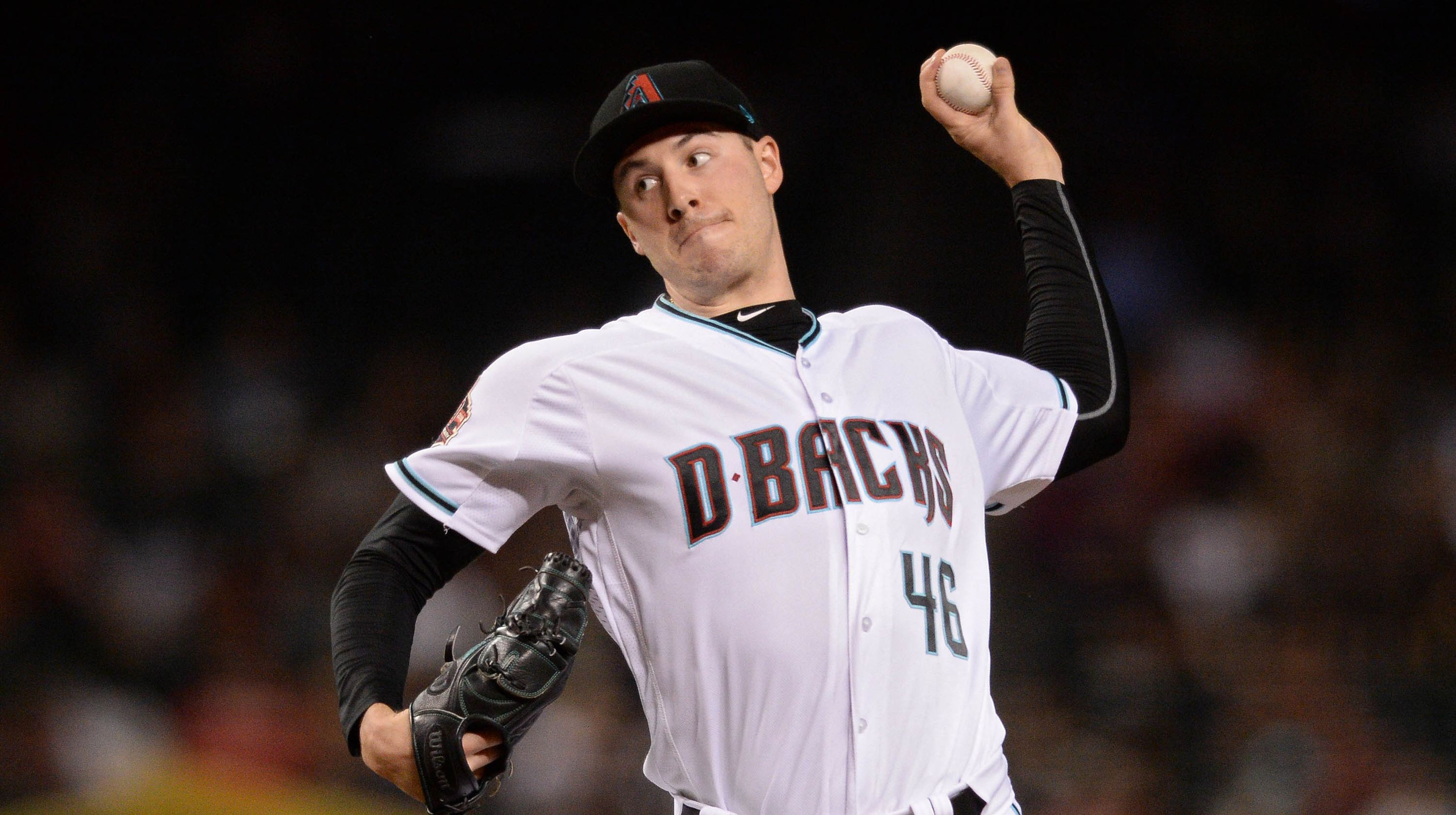 Patrick Corbin agrees to six-year deal with Washington Nationals