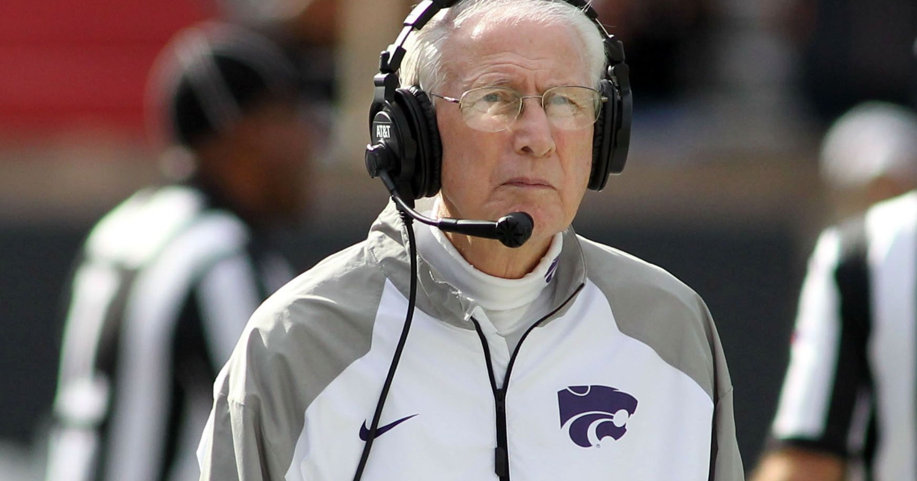 Bill Snyder retiring as Kansas State coach for second time