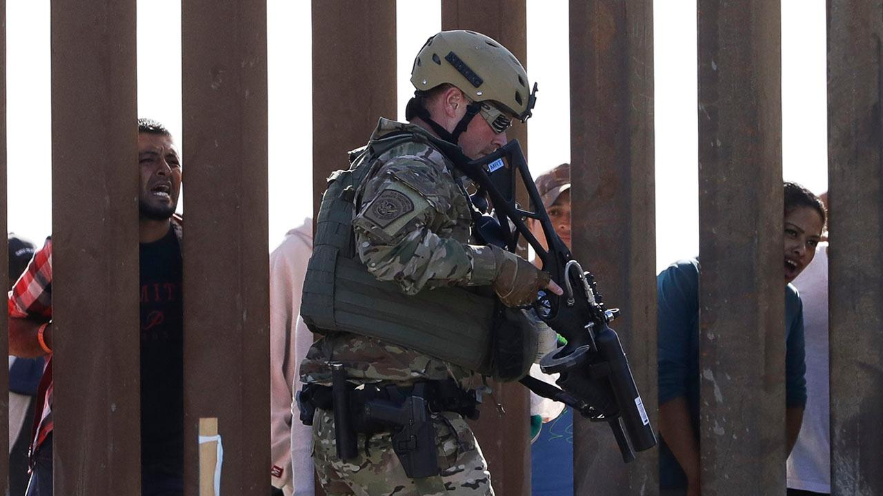 1,700 US troops at Mexico border sent home because much of their mission 'complete,' officials say