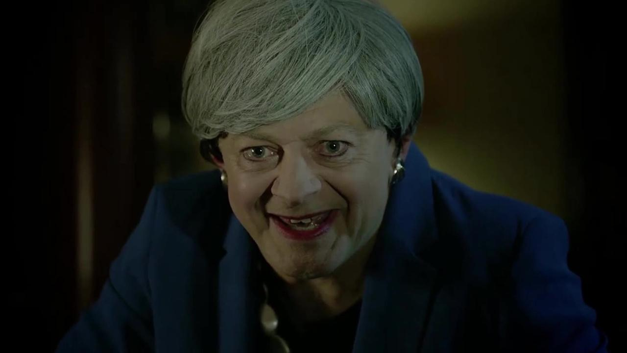 'Lord of the Rings' actor Andy Serkis brings back Gollum to mock Theresa May over Brexit