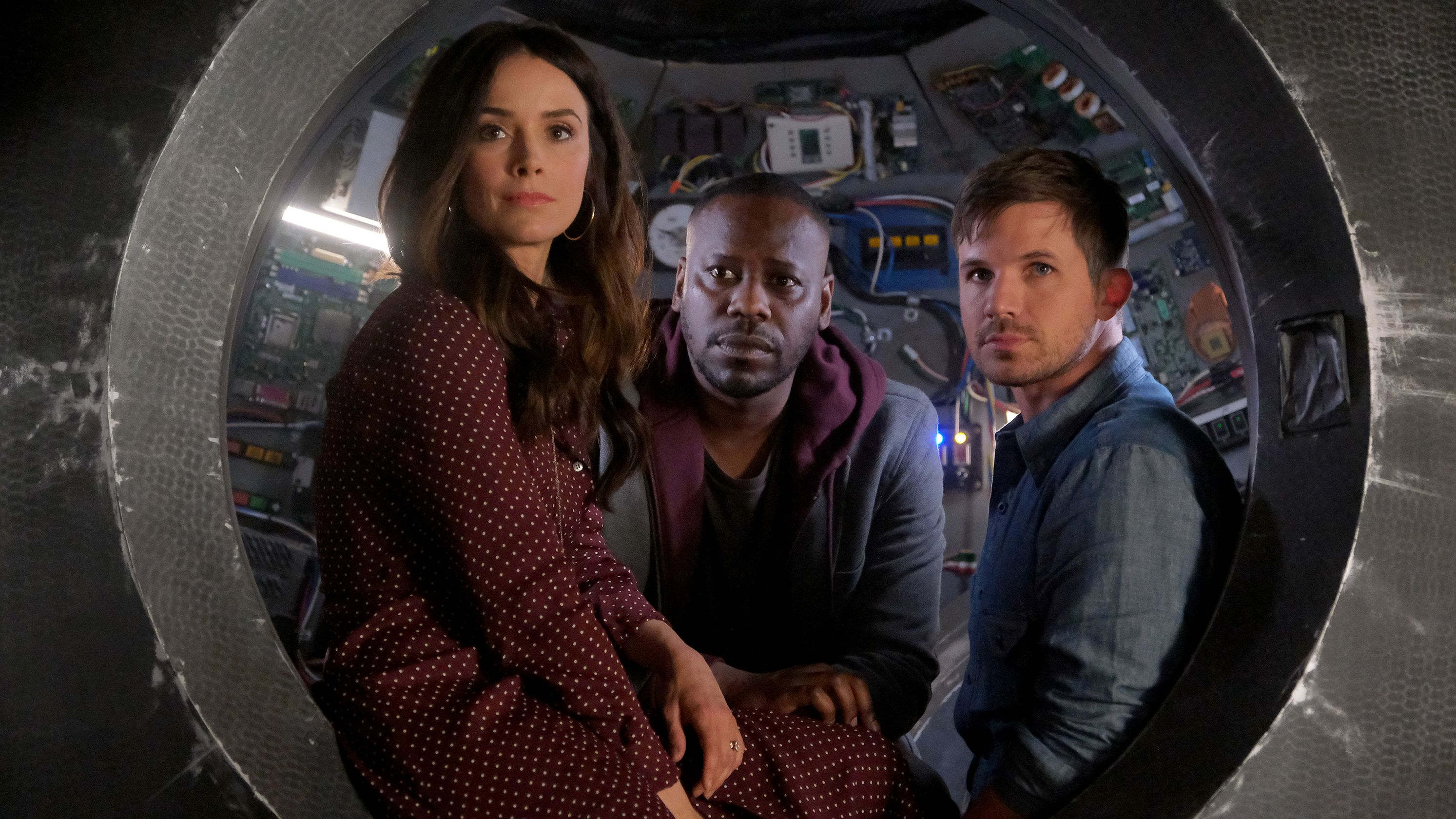 'Timeless' finale recap: The Time Team wraps up a bumpy ride in solid fashion