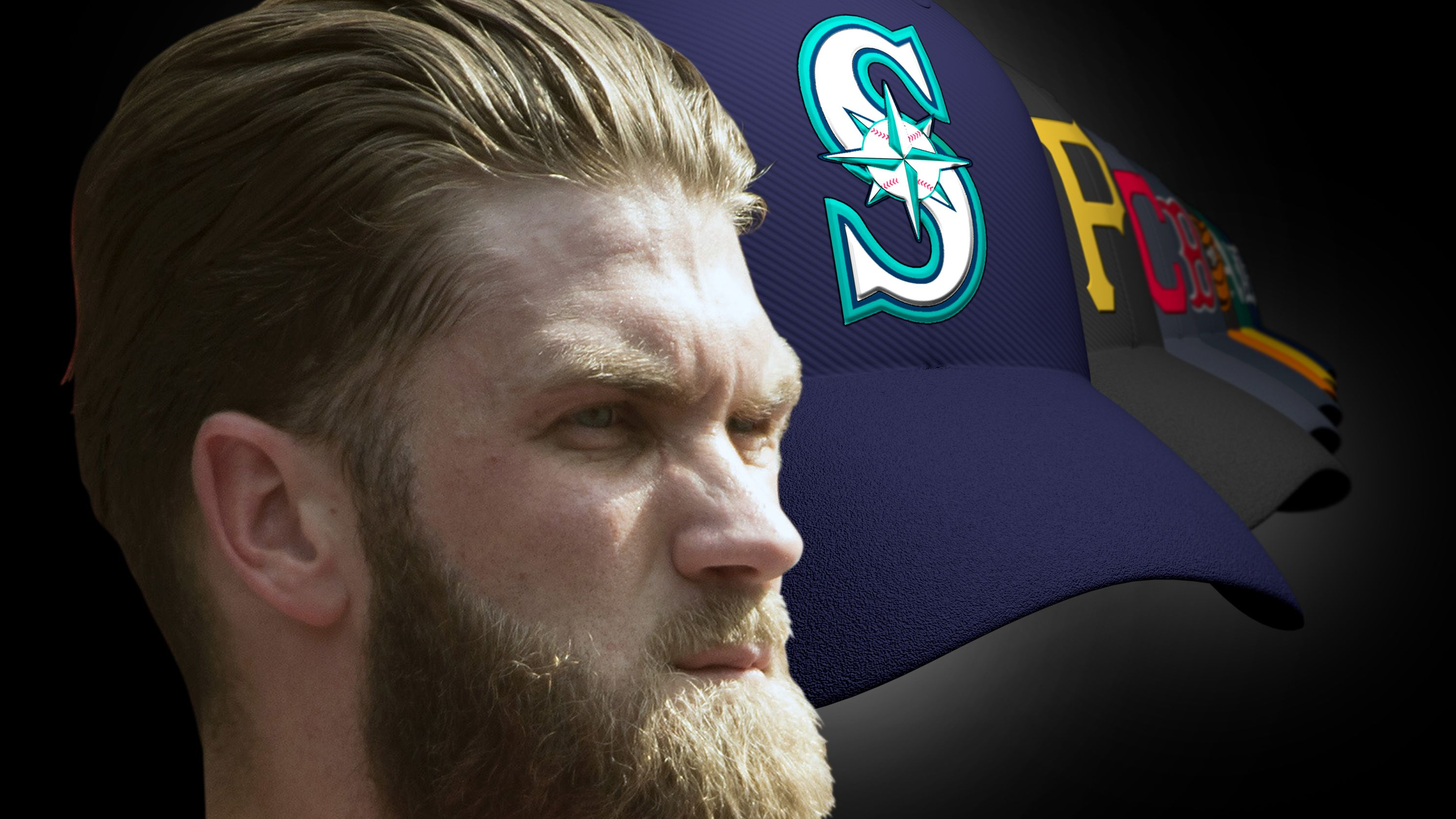 Rebuilding Mariners are risking irrelevance. Bryce Harper could prevent that